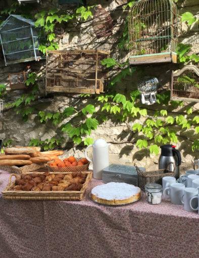petit déjeuner mas des violettes (2)