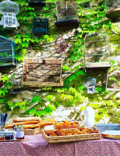 petit déjeuner mas des violettes (7)